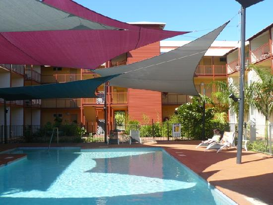 Mercure Broome: the smaller pool and our fave