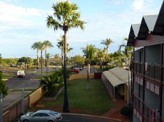Mercure Broome: view from room