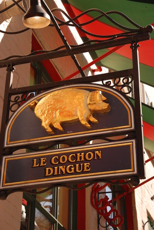 Cochon Dingue René-Lévesque