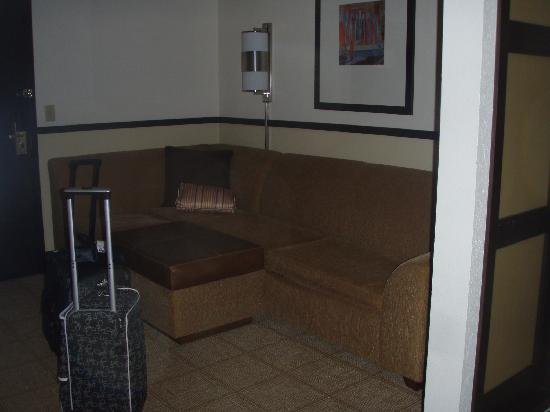 Hyatt Place Duluth/Gwinnett Mall: Sitting area