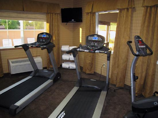 Holiday Inn Express Hotel & Suites Oroville Southwest: Gym
