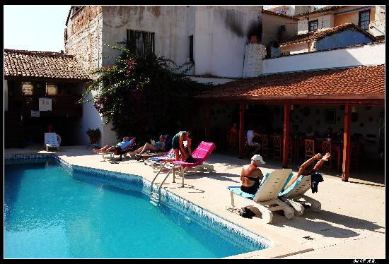 Villa Konak Hotel Kusadasi: Pool