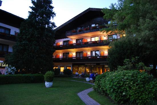 Hotel Zanker: vue de l'hotel