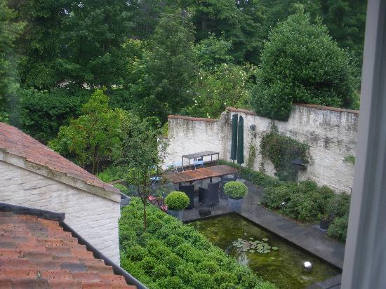 Bed & Breakfast Speelmansrei: View from our window