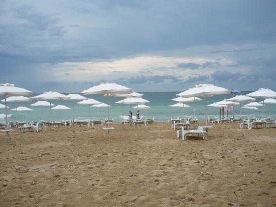Hotel Erma: beach 1