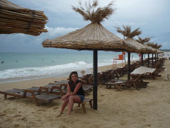 Hotel Erma : beach 2