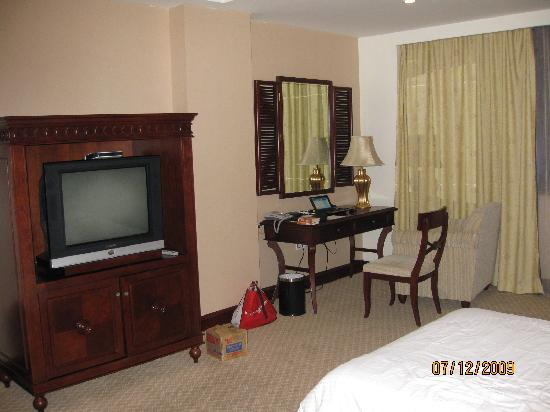 Wilson Hotel: View of Room