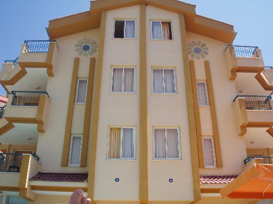 Sebnem Apart Hotel Apartments