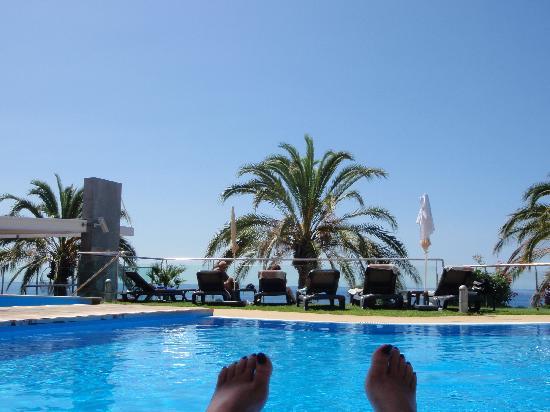 โรงแรมเพสตานา พรอเมอเนด โอเชียน รีสอร์ท: The Pool