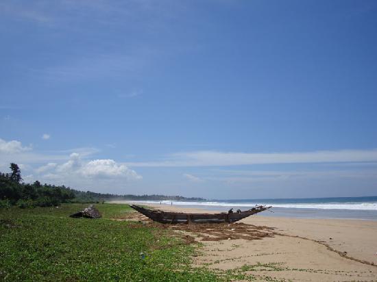 Shangri-Lanka Villa: Fabulous Bentota beach