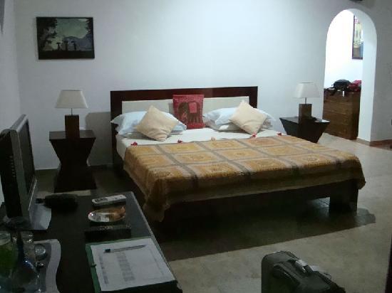 Shangri-Lanka Villa: Our room