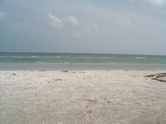 Isla de Sanibel, FL: beach