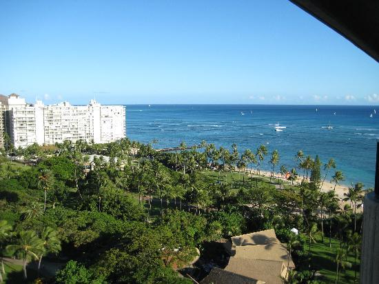 Hale Koa Hotel: Our Ocean View Room