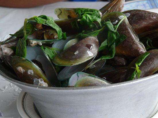 Preecha Seafood Restaurant: FRESH!