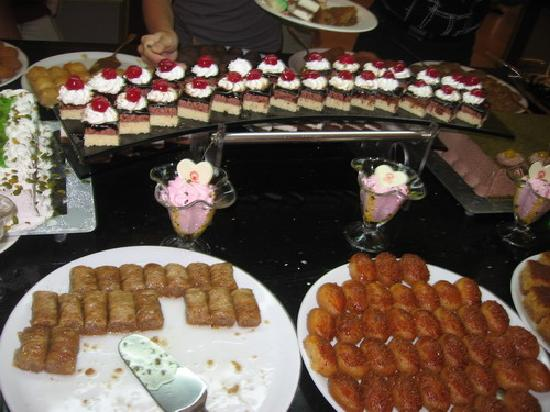 Okurcalar, Turkey: cakes