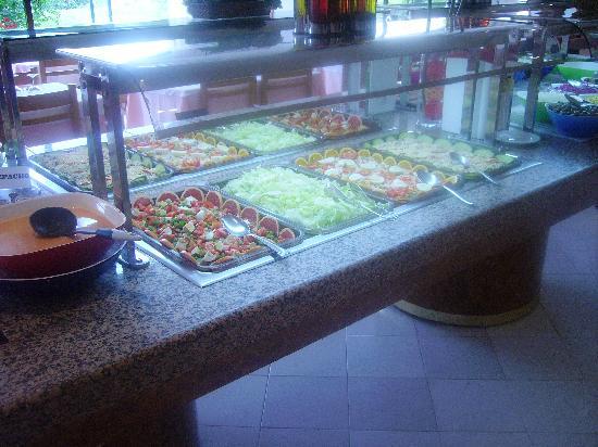 Gran Garbi: buffet