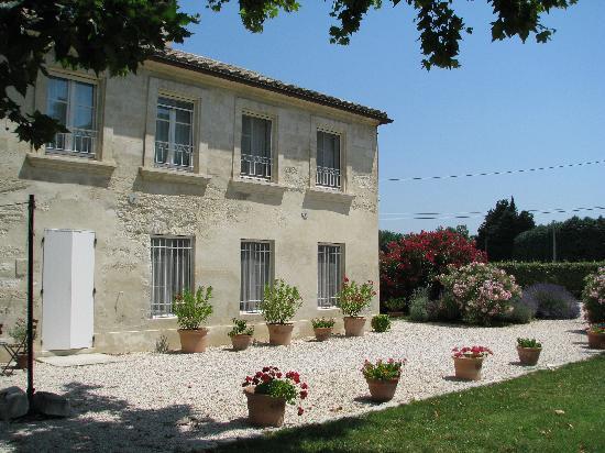 La Ferme de Gigognan: House