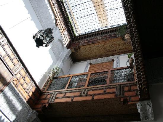 Riad Laayoun : Puerta de una suite