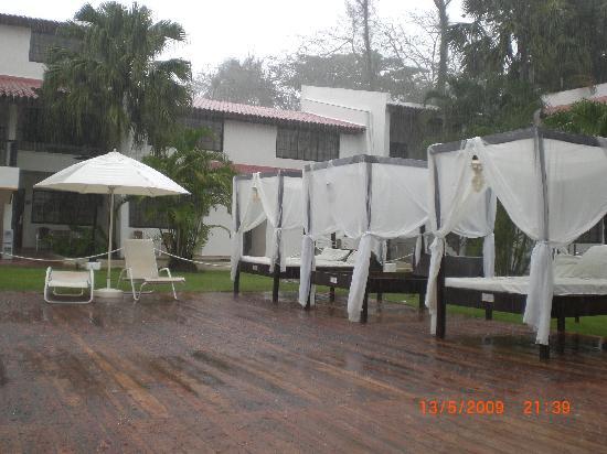 show topic romantic dinner beach blue puerto plata province dominican republic