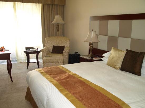 Excelsior Grand Hotel: 3rd floor room