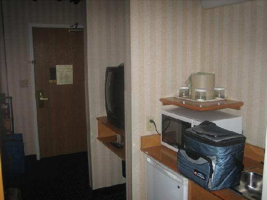 Clarion Suites Downtown: room