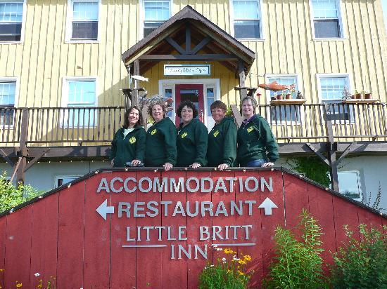 The Britt Inn: The Canoeheads