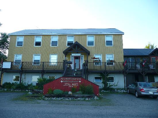 The Britt Inn: The Inn