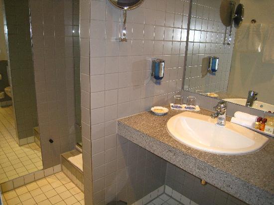Sheraton Hannover Pelikan Hotel: bathroom