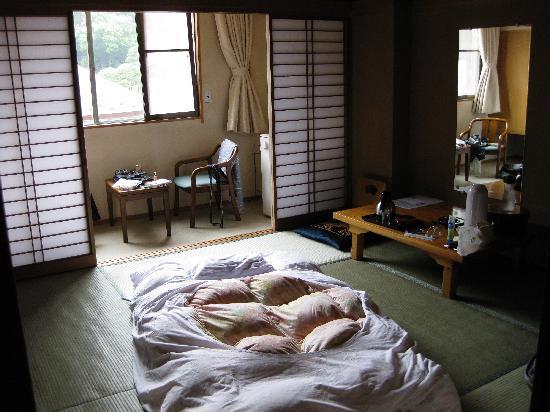 Wakamatsu Honten: Room