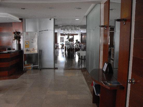 Haromar Hotel: Hotel Haromar, Calella