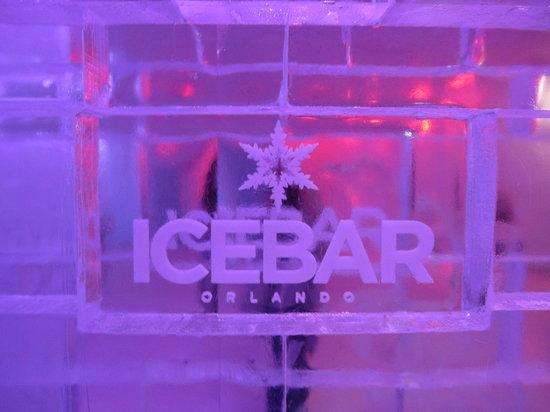 Icebar Orlando: Icebar in Orlando