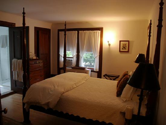 Orient Inn: Bedroom