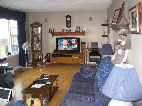 Bonavista, Kanada: living room