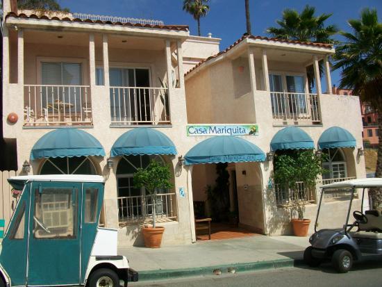 Casa Mariquita Hotel: Front