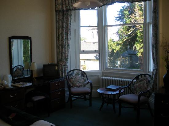 The Scot House Hotel and Restaurant: Our room