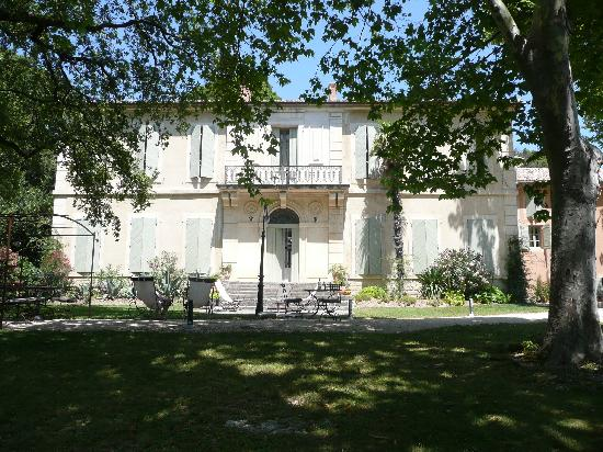 Chateau Juvenal: The chateau