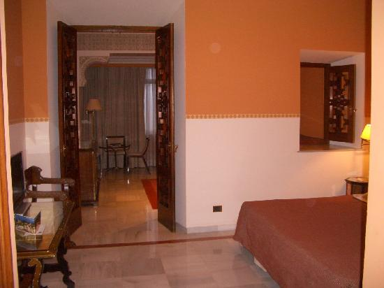 Hotel Alhambra Palace: Suite