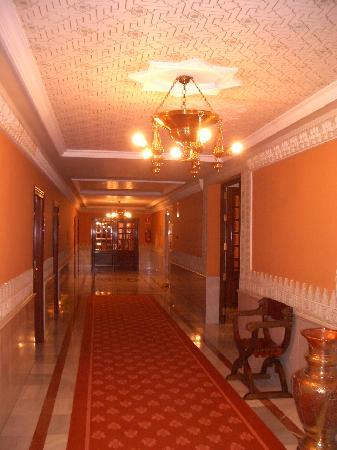 Hotel Alhambra Palace: Hoteletage