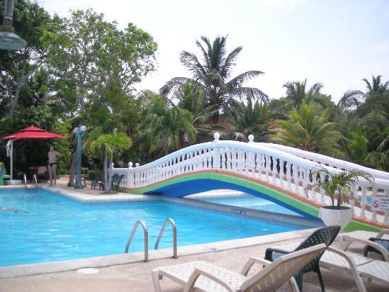 Islas de Rosario, Colombia: piscina