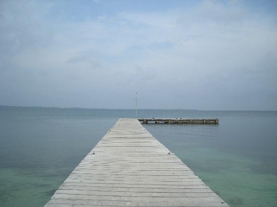 Cocoliso Island Resort : entrada