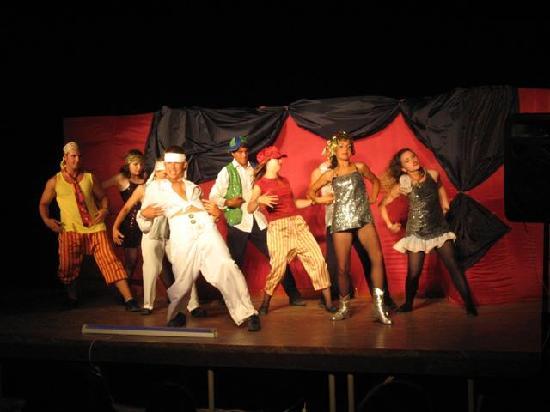 Hotel Gergana : Show Friday