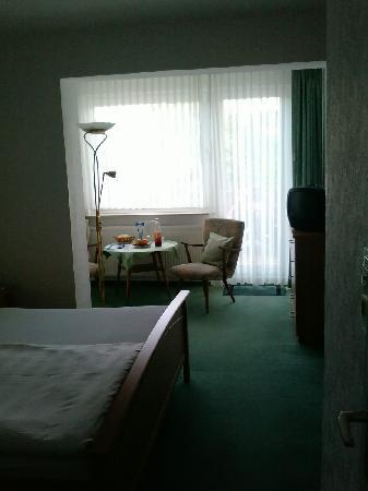 Gaestehaus Spieker: double room
