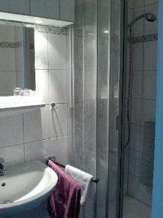 Gaestehaus Spieker: shower