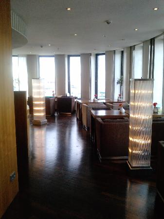 Sofitel Berlin Kurfürstendamm: club-lounge