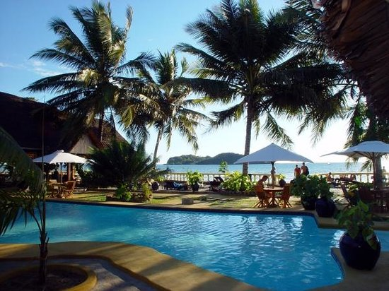 Nosy Be Hotel pool