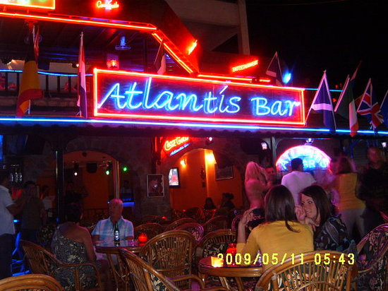 Atlantis Bar