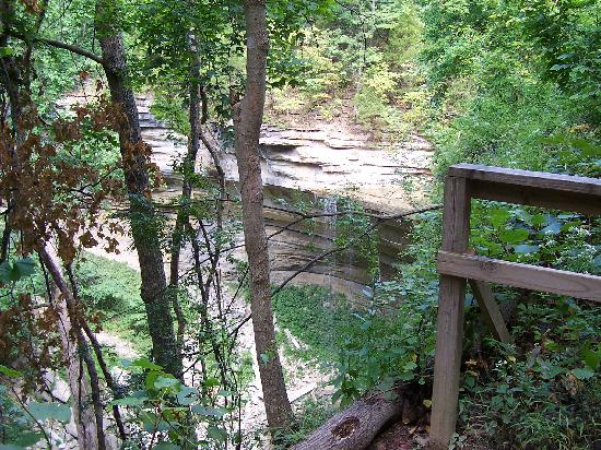 Hoffman falls picture of clifty falls state park - Clifty falls state park swimming pool ...