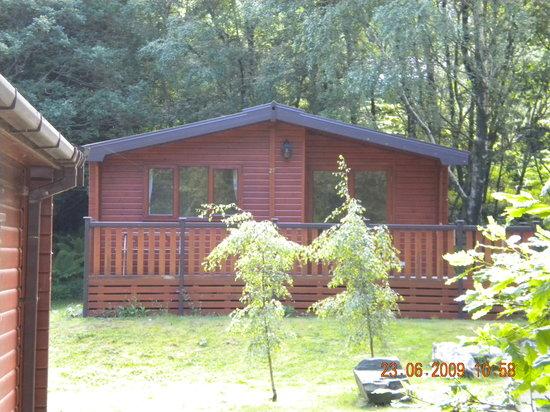 Bethesda, UK: Cabin Exterior