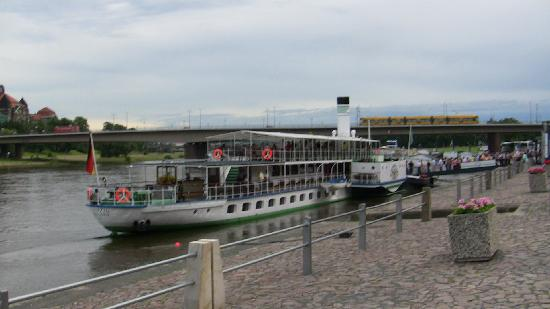 Hotel Rothenburger Hof: Boat tour was nice but all in german, no english