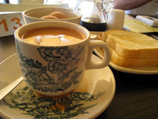 Velvet Lodge and Lounge: Breakfast